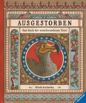 55470 Kindersachbücher Ausgestorben - Das Buch der verschwundenen Tiere von Ravensburger 1