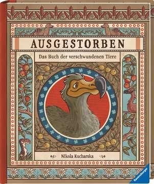 55470 Kindersachbücher Ausgestorben - Das Buch der verschwundenen Tiere von Ravensburger 2