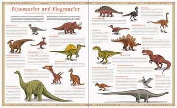 55470 Kindersachbücher Ausgestorben - Das Buch der verschwundenen Tiere von Ravensburger 5