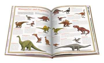 55470 Kindersachbücher Ausgestorben - Das Buch der verschwundenen Tiere von Ravensburger 6