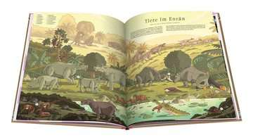 55470 Kindersachbücher Ausgestorben - Das Buch der verschwundenen Tiere von Ravensburger 7
