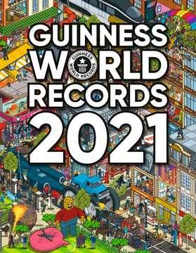 55475 Kindersachbücher Guinness World Records 2021 von Ravensburger 1