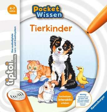 55476 tiptoi® tiptoi® Tierkinder von Ravensburger 1