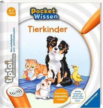 55476 tiptoi® tiptoi® Tierkinder von Ravensburger 2