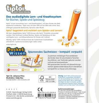 55476 tiptoi® tiptoi® Tierkinder von Ravensburger 3