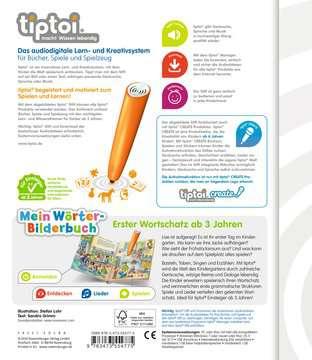 55477 tiptoi® tiptoi® Mein Wörter-Bilderbuch Kindergarten von Ravensburger 3