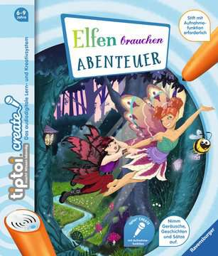 tiptoi® CREATE Elfen brauchen Abenteuer tiptoi®;tiptoi® CREATE - Bild 1 - Ravensburger