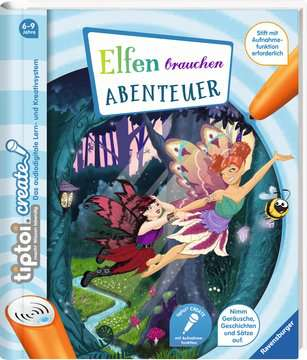 tiptoi® CREATE Elfen brauchen Abenteuer tiptoi®;tiptoi® CREATE - Bild 2 - Ravensburger