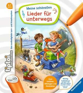 tiptoi® Meine schönsten Lieder für unterwegs Kinderbücher;tiptoi® - Bild 1 - Ravensburger