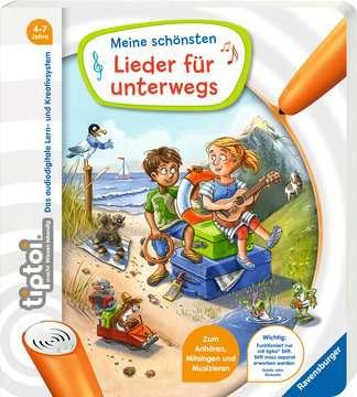 55479 tiptoi® tiptoi® Meine schönsten Lieder für unterwegs von Ravensburger 2