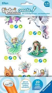 tiptoi® CREATE Sticker Elfen tiptoi®;tiptoi® Sticker - Bild 1 - Ravensburger