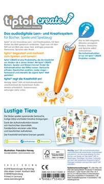 tiptoi® CREATE Sticker Lustige Tiere tiptoi®;tiptoi® Sticker - Bild 2 - Ravensburger
