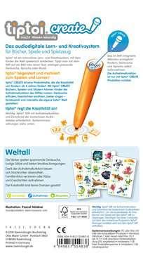 tiptoi® CREATE Sticker Weltall tiptoi®;tiptoi® Sticker - Bild 2 - Ravensburger