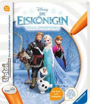 55490 tiptoi® tiptoi® Die Eiskönigin - Völlig unverfroren von Ravensburger 2