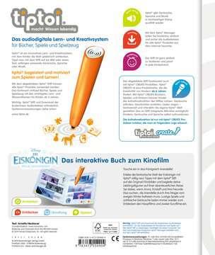 tiptoi® Die Eiskönigin - Völlig unverfroren Kinderbücher;tiptoi® - Bild 3 - Ravensburger