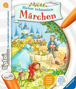 tiptoi® Meine schönsten Märchen Kinderbücher;tiptoi® - Bild 1 - Ravensburger