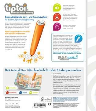 tiptoi® Meine schönsten Märchen Kinderbücher;tiptoi® - Bild 3 - Ravensburger