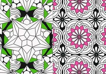 Mein Neon-Malbuch: Cooles Kaleidoskop Kinderbücher;Malbücher und Bastelbücher - Bild 4 - Ravensburger