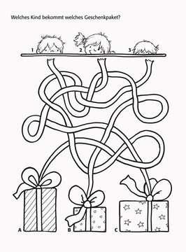55503 Malbücher und Bastelbücher Mein superdicker Weihnachtsblock von Ravensburger 4