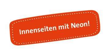 55504 Malbücher und Bastelbücher Mein Neon-Malbuch: Fantasietiere von Ravensburger 6