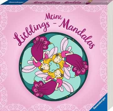 55505 Malbücher und Bastelbücher Meine Lieblingsmandalas von Ravensburger 2