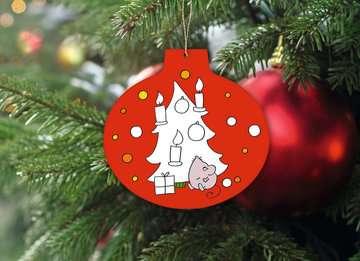 55510 Malbücher und Bastelbücher Mein Weihnachtskugel-Malbuch: Winterzauber von Ravensburger 7