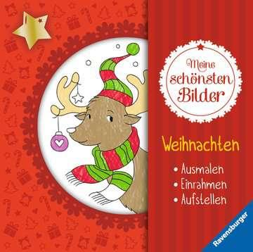 55513 Malbücher und Bastelbücher Meine schönsten Bilder: Weihnachten von Ravensburger 1