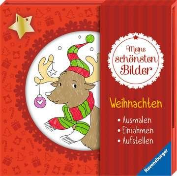 55513 Malbücher und Bastelbücher Meine schönsten Bilder: Weihnachten von Ravensburger 2