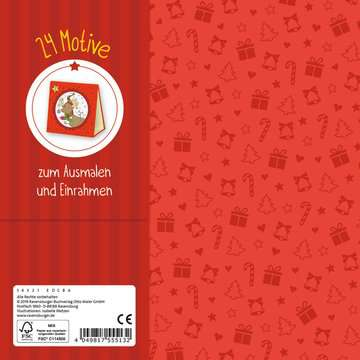 55513 Malbücher und Bastelbücher Meine schönsten Bilder: Weihnachten von Ravensburger 3