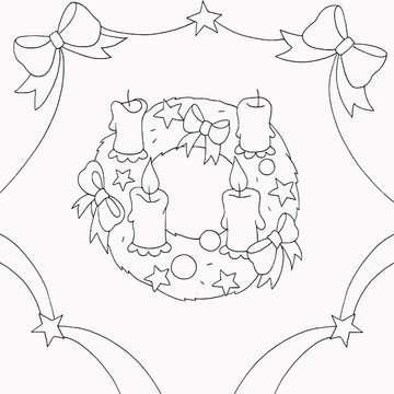 55513 Malbücher und Bastelbücher Meine schönsten Bilder: Weihnachten von Ravensburger 4
