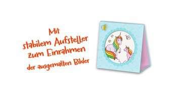 55516 Malbücher und Bastelbücher Meine schönsten Bilder: Einhörner von Ravensburger 7