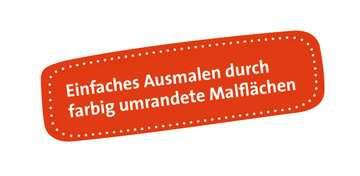 55527 Malbücher und Bastelbücher Malen nach Zahlen junior: Weihnachten von Ravensburger 6