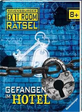 55553 Lernbücher und Rätselbücher Ravensburger Exit Room Rätsel: Gefangen im Hotel von Ravensburger 2