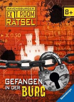Ravensburger Exit Room Rätsel: Gefangen in der Burg Kinderbücher;Lernbücher und Rätselbücher - Bild 1 - Ravensburger