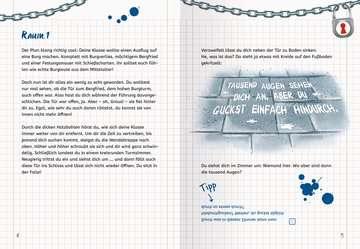 Ravensburger Exit Room Rätsel: Gefangen in der Burg Kinderbücher;Lernbücher und Rätselbücher - Bild 5 - Ravensburger