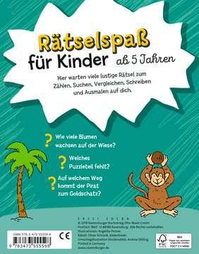 55559 Lernbücher und Rätselbücher Mein Vorschul-Rätselblock von Ravensburger 3
