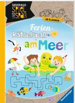 Ferien-Rätselspaß am Meer Kinderbücher;Lernbücher und Rätselbücher - Bild 2 - Ravensburger