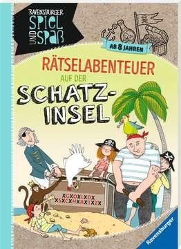 55581 Lernbücher und Rätselbücher Rätselabenteuer auf der Schatzinsel von Ravensburger 2