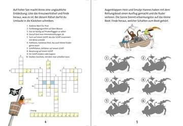 55581 Lernbücher und Rätselbücher Rätselabenteuer auf der Schatzinsel von Ravensburger 4