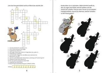 Die verrückte Rätsel-Weltreise Kinderbücher;Lernbücher und Rätselbücher - Bild 3 - Ravensburger