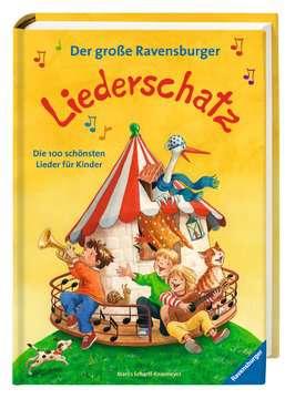 55622 Lernbücher und Rätselbücher Der große Ravensburger Liederschatz von Ravensburger 2