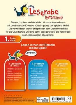 55674 Lernbücher und Rätselbücher Kreuzworträtsel zum Lesenlernen (1. Lesestufe), grün von Ravensburger 3