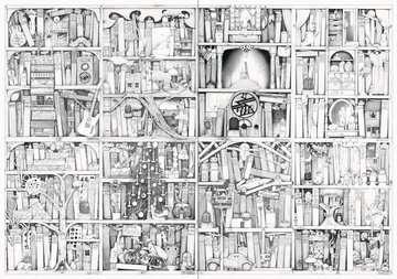 55680 Malbücher und Bastelbücher Colin Thompsons Fantastisches Malbuch von Ravensburger 4