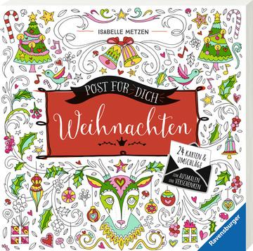 Post für dich! Weihnachten Kinderbücher;Malbücher und Bastelbücher - Bild 2 - Ravensburger