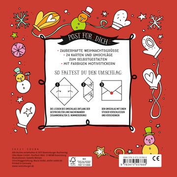 Post für dich! Weihnachten Kinderbücher;Malbücher und Bastelbücher - Bild 3 - Ravensburger