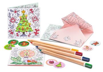 Post für dich! Weihnachten Kinderbücher;Malbücher und Bastelbücher - Bild 4 - Ravensburger