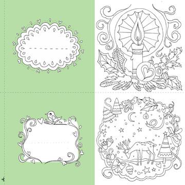 Post für dich! Weihnachten Kinderbücher;Malbücher und Bastelbücher - Bild 5 - Ravensburger