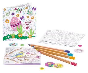 Post für dich! Fröhliche Ostern Kinderbücher;Malbücher und Bastelbücher - Bild 4 - Ravensburger