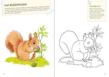 Mein großes Natur-Malbuch Malen und Basteln;Bastel- und Malbücher - Bild 3 - Ravensburger