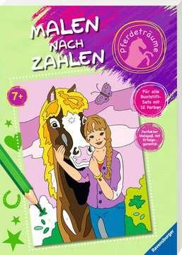 Malen nach Zahlen: Pferdeträume Kinderbücher;Malbücher und Bastelbücher - Bild 2 - Ravensburger